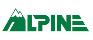 Alpline logo